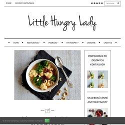 Kalafiorowe curry z brokułami - na szybką i zdrową kolację