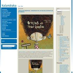 Kalandraka - Blog K