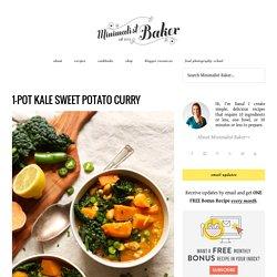 Kale Sweet Potato Curry