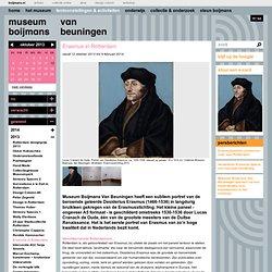 Erasmus Cranach Museum Boijmans Van Beuningen
