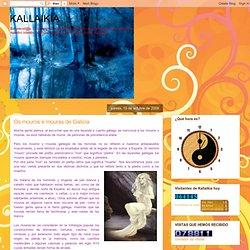 KALLAIKÍA: Os mouros e mouras de Galicia
