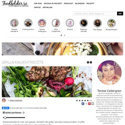 Foodfolder - Vin, matglädje och inspiration!
