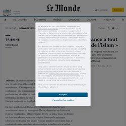 Kamel Daoud : «La France a tout pour inventer l'avenir de l'islam»