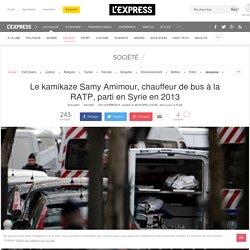 Le kamikaze Samy Amimour, chauffeur de bus à la RATP, parti en Syrie en 2013