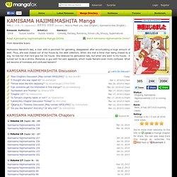 Kamisama Hajimemashita Manga - Read Kamisama Hajimemashita Manga Online for Free