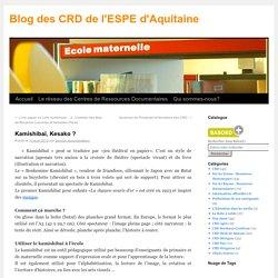 Blog des CRD de l'ESPE d'Aquitaine