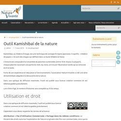 Outil Kamishibaï de la nature - Nature Vivante