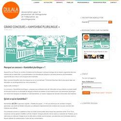 GRAND CONCOURS «KAMISHIBAÏ PLURILINGUE»