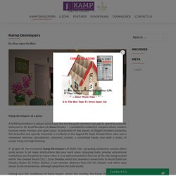 Kamp Developers - Sir-Syed-Residency