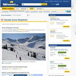 Kanada: beste Skigebiete - Kanada: Top-Skigebiete