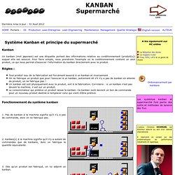 Kanban supermarché