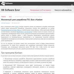 Жизненный цикл разработки ПО. Все о Kanban - XB Software
