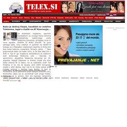 TELEX.si - Kako je Andrej Vizjak, kandidat za vodstvo Telekoma, lagal o službi na AT Kearneyju
