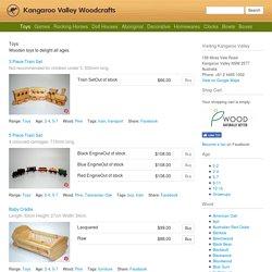Kangaroo Valley Woodcrafts