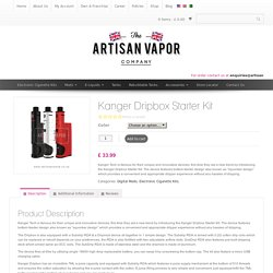 Kanger Dripbox UK