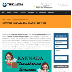 How Kannada Translation Helps You to Target a Wide Market in India?
