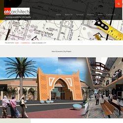 Kano Economic City - ATO Architects