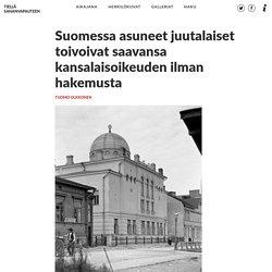Juutalaisuuden historiaa Suomessa Tiellä sananvapauteen – Suomalaisen sananvapauden ja sensuurin muistikirja