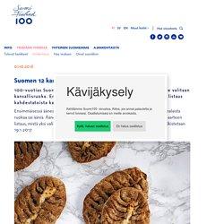 Suomen 12 kansallista ruoka-aarretta valittu