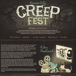 Kansas City CreepFest | October 28—29, 2011