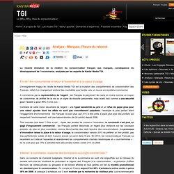 news - Analyse - Marques, l'heure du rebond