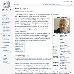 John Kanzius