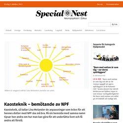 Kaosteknik – bemötande av NPF