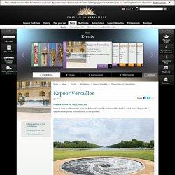 Kapoor Versailles