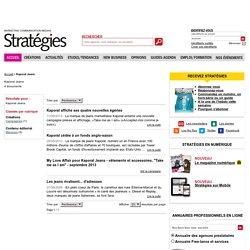 Kaporal Jeans - Stratégies.fr