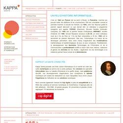 Kappa Santé - Introduction
