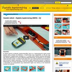 Digitális kaptármérlegek nagy választékban: Digit. kaptármérleg NB/W (ÚJ)