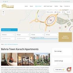 Bahria Town Karachi Apartments for sale - Salaam Estate & Builders