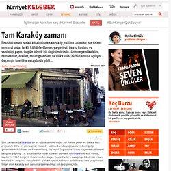 Tam Karaköy zamanı - Hürriyet Seyahat