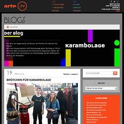 Blogs ARTE TV :: Karambolage-de