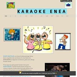 karaokeenea