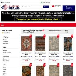 Karastan Special Discount - Karastan Rugs - Karastan Offer - Shopping Idea USA