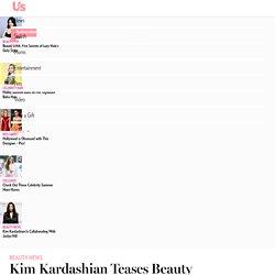 Kim Kardashian Teases Collaboration With Jaclyn Hill