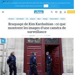 Braquage de Kim Kardashian : ce que montrent les images d'une caméra de surveillance - le Parisien