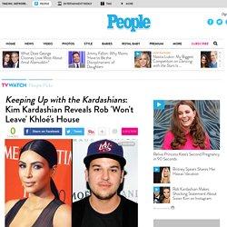 Keeping Up with Kardashians: Rob Kardashian Partying Angers Khloe Kardashian