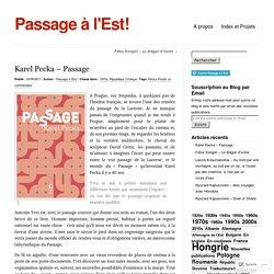 Passage (Passage à l'Est!)