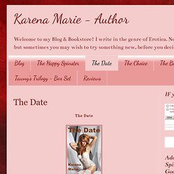 Karena Marie - Author: The Date