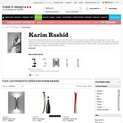 Karim Rashid - Made in Design