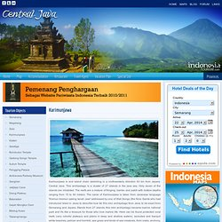 Karimunjawa Islands Tourism