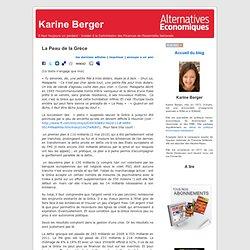 Karine Berger » Blog Archive » La Peau de la Grèce