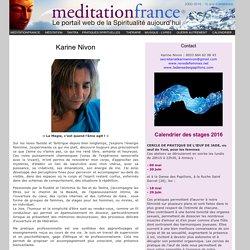 Karine Nivon : La Magie, c'est quand l'âme agit !