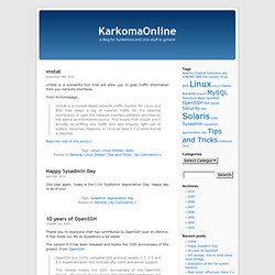 KarKomaOnline - For SysAdmins