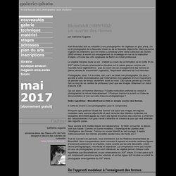 karl blossfeldt : un ouvrier des formes