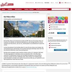 Karl-Marx-Allee - visitBerlin.de