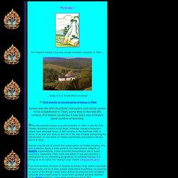 The Karmapa, Kagyu Samye Ling and Ken Holmes