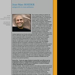 Interview Jean-Marc Roeder